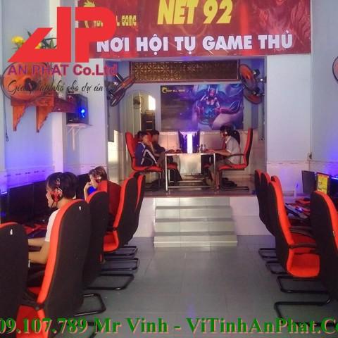 Triển Khai Cyber All Game 92 Nguyễn Oanh Gò Vấp