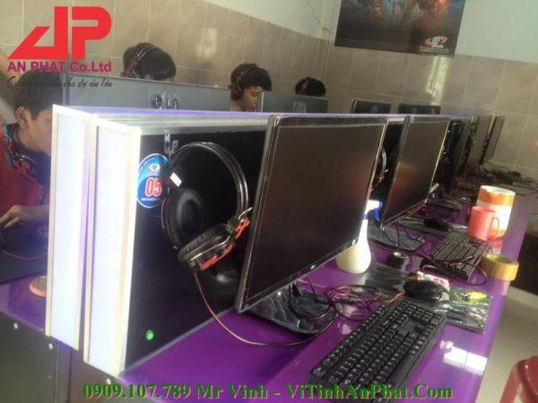 Lắp Đặt Phòng Net Cyber All Game - Đăng Khoa tại Ba Tri Tỉnh Bến Tre