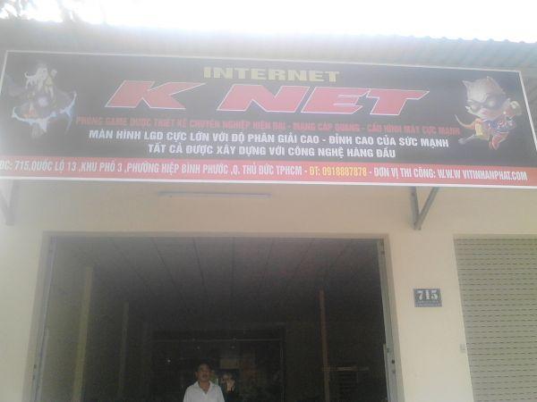 Lắp đặt phòng game K-Net 51 Máy tại Hiệp Bình Phước, TP HCM