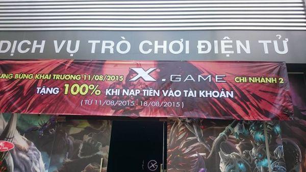 Thi Công Hệ Thống Cyber X-Game 200PC Thuộc HonDa Việt Thái Quân