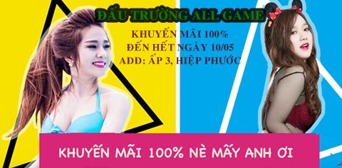 Thi Công Phòng All Game 5 Nhơn Trạch Đồng Nai