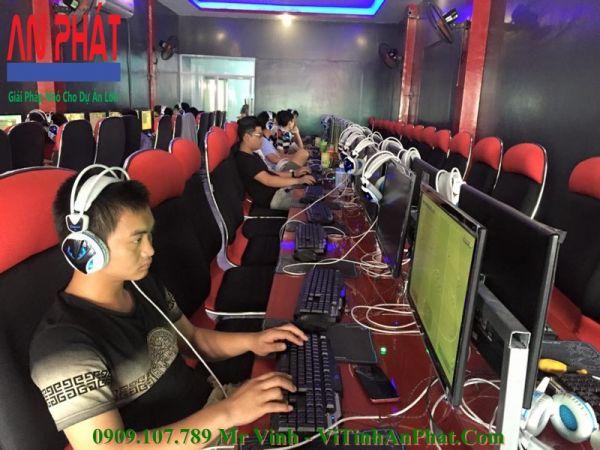 Lắp Đặt Cyber All Game Alaska Gaming Gò Vấp HCM