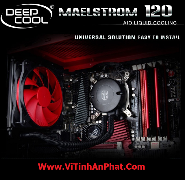 Bo-Tan-Nhiet-Nuoc-MaelsTrom-120L-Watercooling-DeepCool-Kit