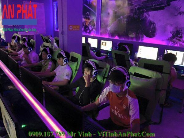 Cyber Đấu Trường Đông A 150PC Chuẩn 5 Sao Tại Đồng Xoài Bình Phước