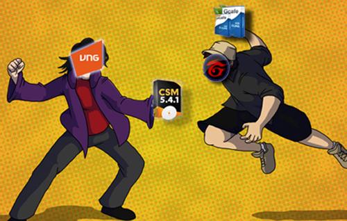 Cuộc chiến phòng net 'Gcafe và CMS: chiến sự leo thang